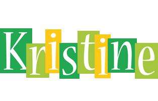 Kristine lemonade logo