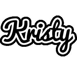 Kristy chess logo