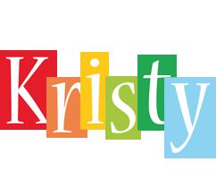 Kristy colors logo