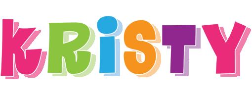 Kristy friday logo