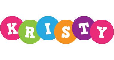 Kristy friends logo