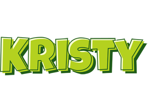 Kristy summer logo