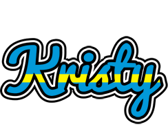 Kristy sweden logo
