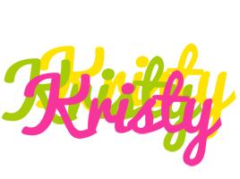 Kristy sweets logo