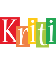Kriti colors logo