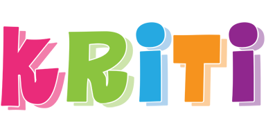 Kriti friday logo