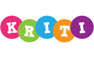 Kriti friends logo
