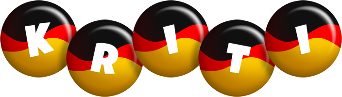Kriti german logo