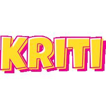 Kriti kaboom logo