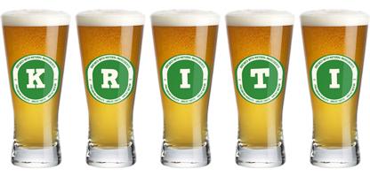 Kriti lager logo