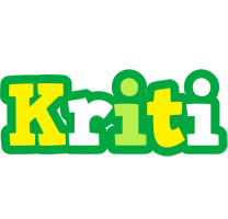 Kriti soccer logo