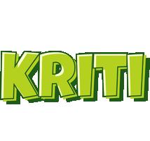 Kriti summer logo