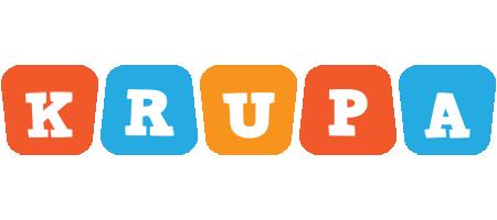 Krupa comics logo
