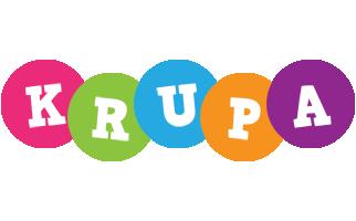 Krupa friends logo