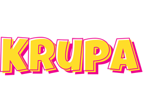 Krupa kaboom logo