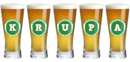 Krupa lager logo