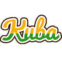 Kuba banana logo