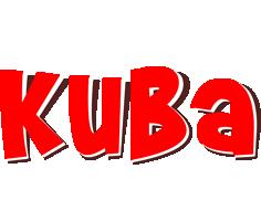 Kuba basket logo