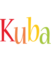 Kuba birthday logo