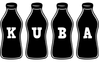 Kuba bottle logo