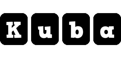 Kuba box logo