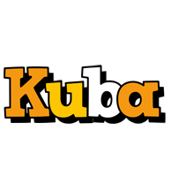 Kuba cartoon logo