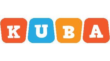 Kuba comics logo
