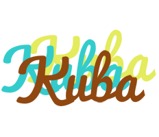 Kuba cupcake logo