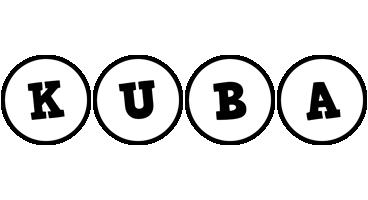 Kuba handy logo