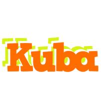 Kuba healthy logo