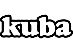 Kuba panda logo