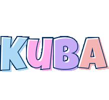 Kuba pastel logo