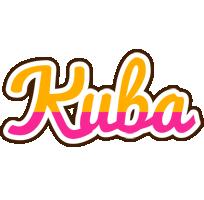 Kuba smoothie logo