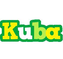 Kuba soccer logo