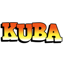 Kuba sunset logo
