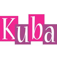 Kuba whine logo