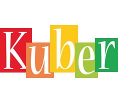 Kuber colors logo