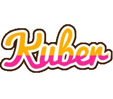 Kuber smoothie logo