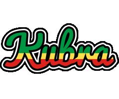 Kubra african logo