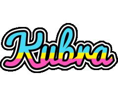 Kubra circus logo