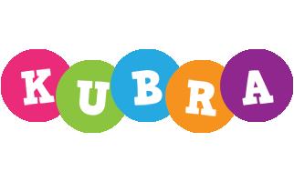 Kubra friends logo