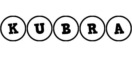Kubra handy logo