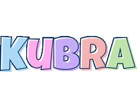 Kubra pastel logo
