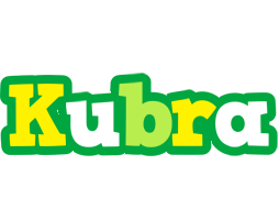 Kubra soccer logo