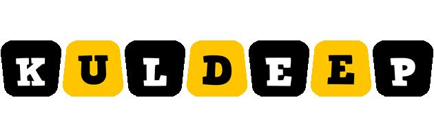 Kuldeep boots logo