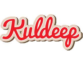 Kuldeep chocolate logo