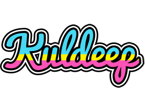 Kuldeep circus logo