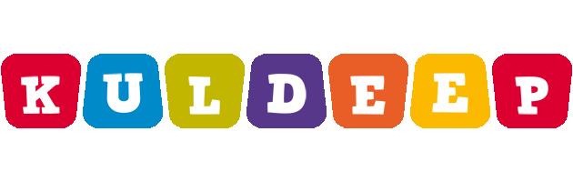 Kuldeep daycare logo