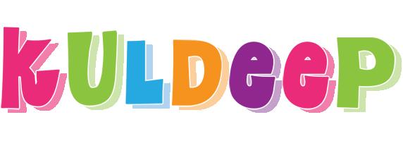 Kuldeep friday logo