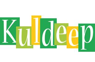 Kuldeep lemonade logo